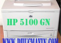 HP 5100 – IN LỤA – IN GIẤY SCAN