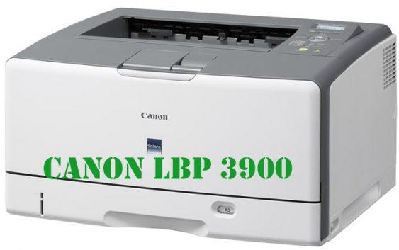 canon lbp 3900